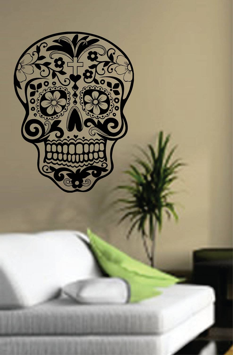 100+ [ Pinterest U2022 The World U0027S ] | Wall Pattern Ideas In Most Up To Date Tim Burton Wall Decals (View 1 of 20)