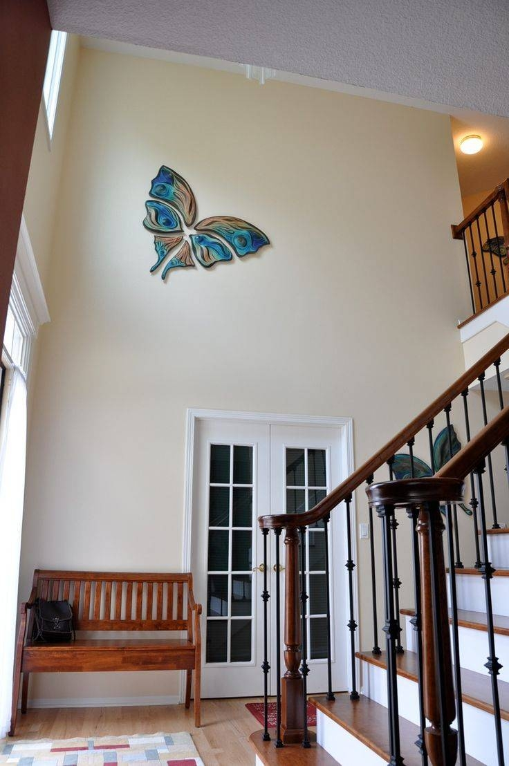 103 Best Pottery Butterfly Images On Pinterest | Butterfly For Most Recently Released Ceramic Butterfly Wall Art (View 1 of 30)