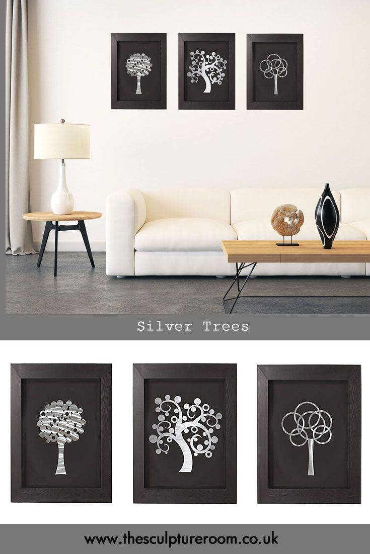11 Best Modern Botanical Metal Wall Art Images On Pinterest With Best And Newest Botanical Metal Wall Art (View 21 of 25)