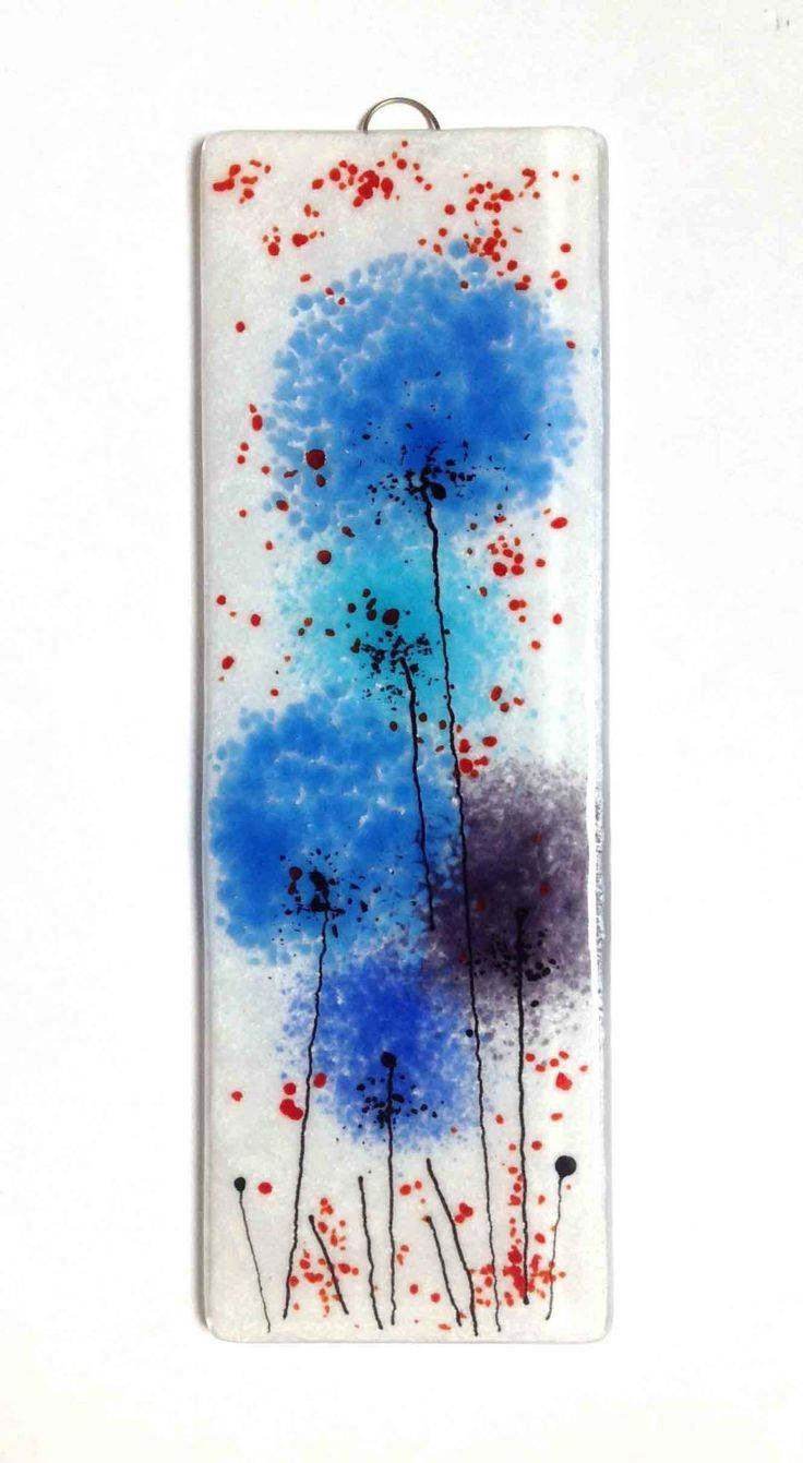 116 Best Fused Glass Wall Art – Panels – Hangings – Candle Screens With Latest Fused Glass Wall Art Hanging (View 4 of 25)