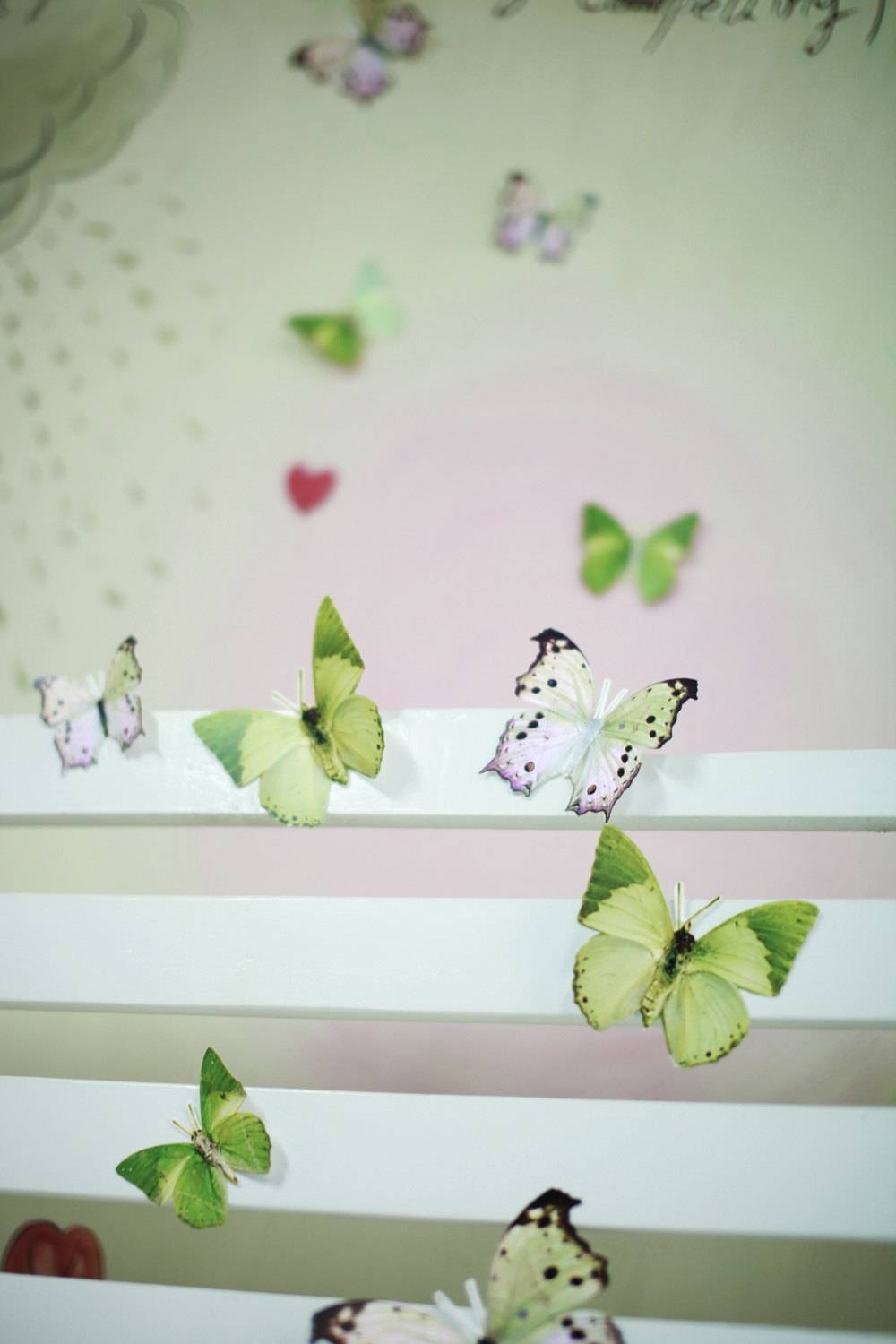 12 3d Wall Butterflies3d Butterfly Wall Art Decoration Regarding Most Up To Date Butterflies 3d Wall Art (View 8 of 20)
