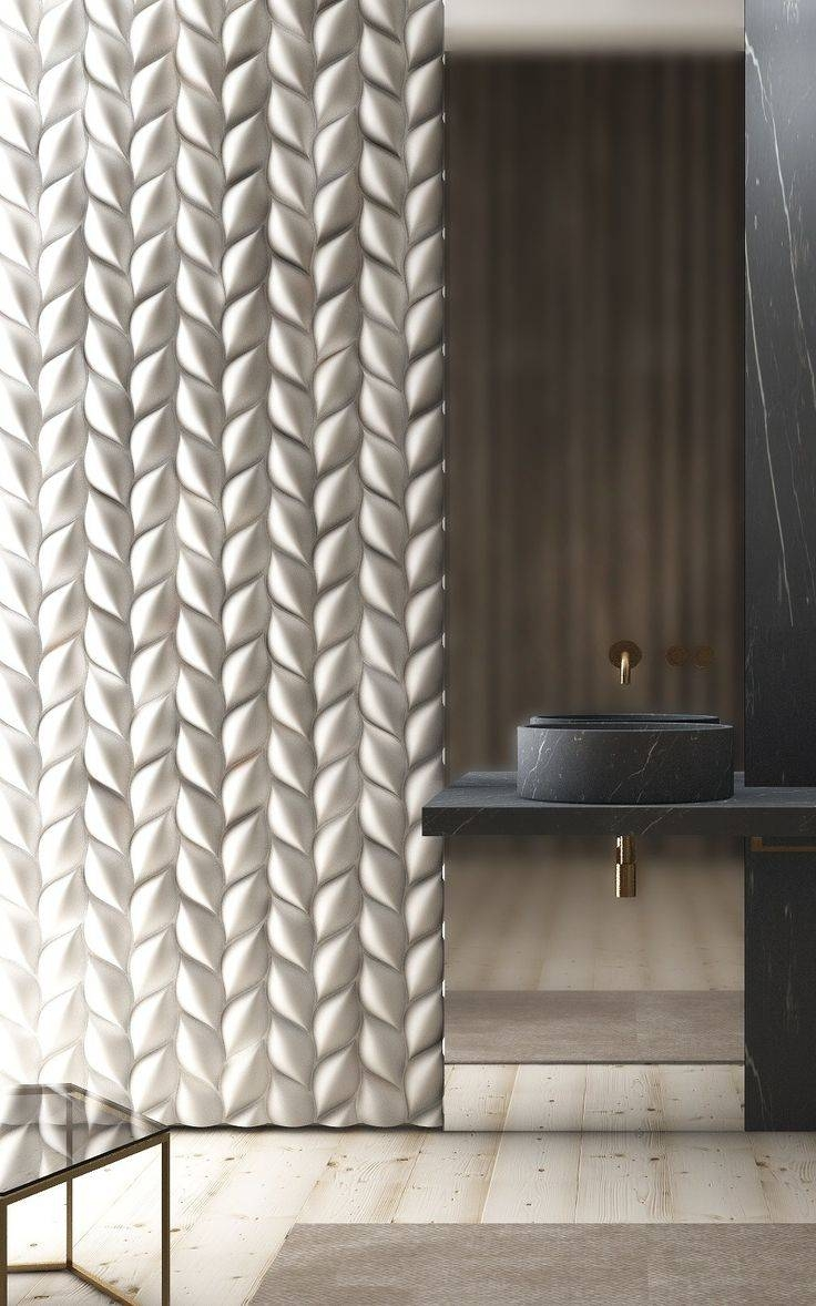 17 Best Ideas About Wall Panel Design On Pinterest Decorative Regarding Current 3D Wall Covering Panels (View 1 of 20)