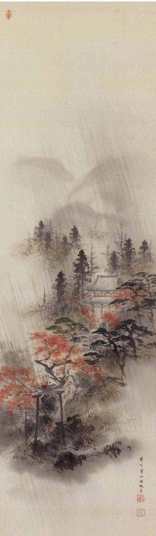 17 Best Tattoos Images On Pinterest | Japanese Painting, Chinese Inside Newest Chinese Symbol For Inner Strength Wall Art (View 1 of 25)