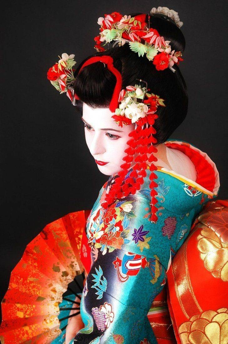 174 Best Geisha Images On Pinterest | Geishas, Asian Art And Oriental With Regard To Most Current Geisha Canvas Wall Art (View 1 of 20)
