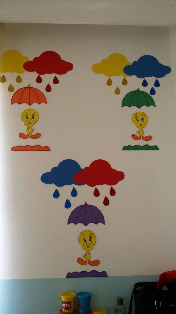 1840 Best Bulletin Boards Images On Pinterest   School, Bulletin Within Latest Preschool Classroom Wall Decals (View 1 of 30)