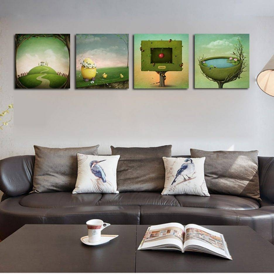 2 Piece Wall Art Cheap Framed Wall Art Multiple Canvas Wall Art Regarding 2017 Multiple Panel Wall Art (View 1 of 20)