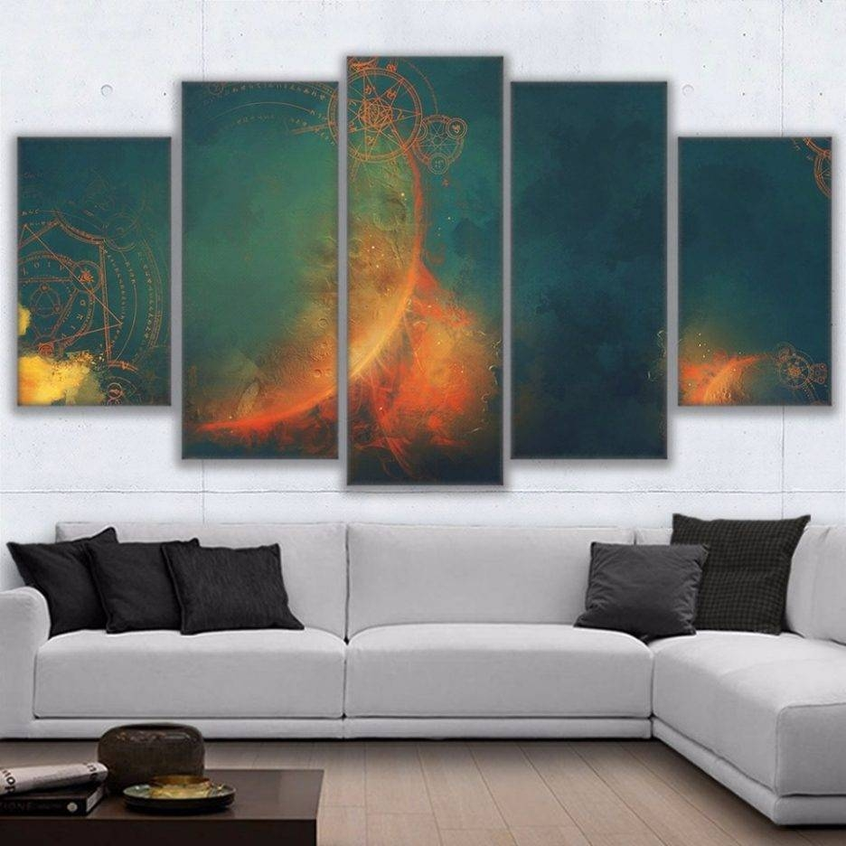 2 Piece Wall Art Cheap Framed Wall Art Multiple Canvas Wall Art Within Most Recent Multiple Piece Wall Art (View 9 of 20)