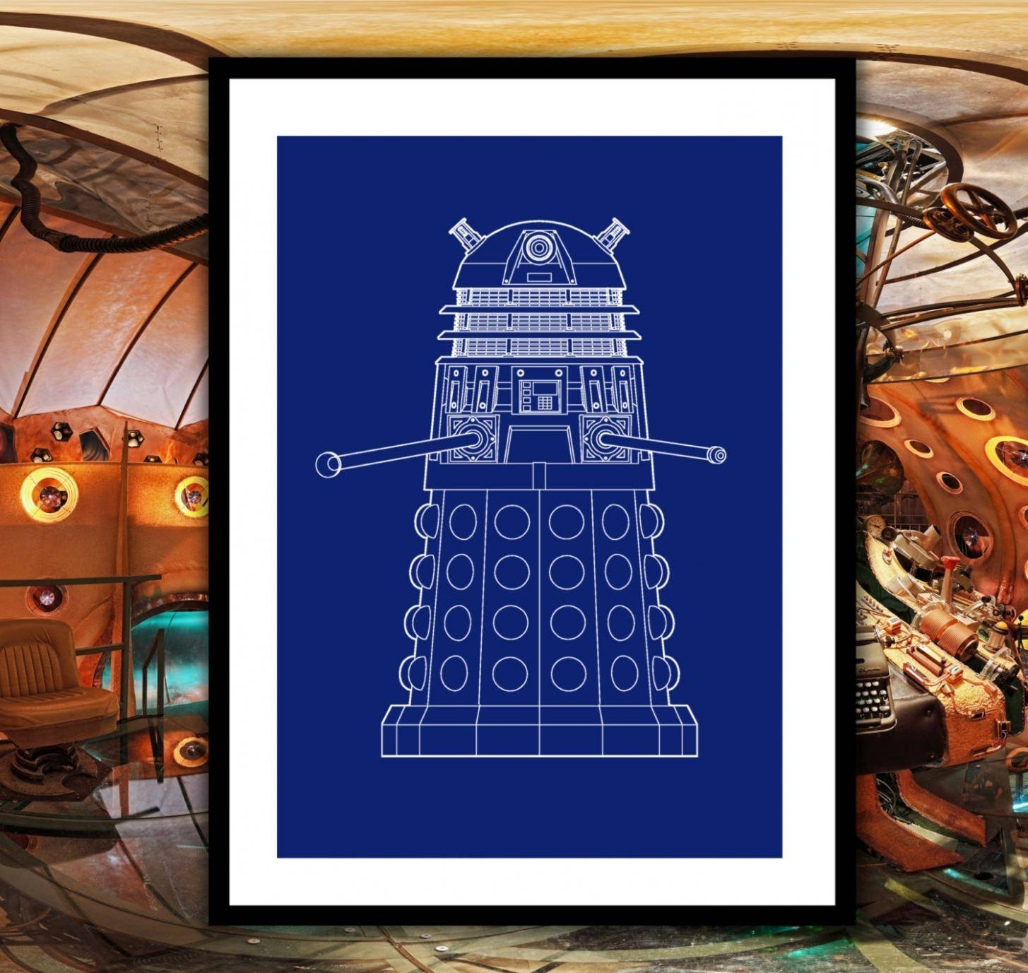 20 Best Collection Of Doctor Who Wall Art With Recent Doctor Who Wall Art (View 6 of 33)