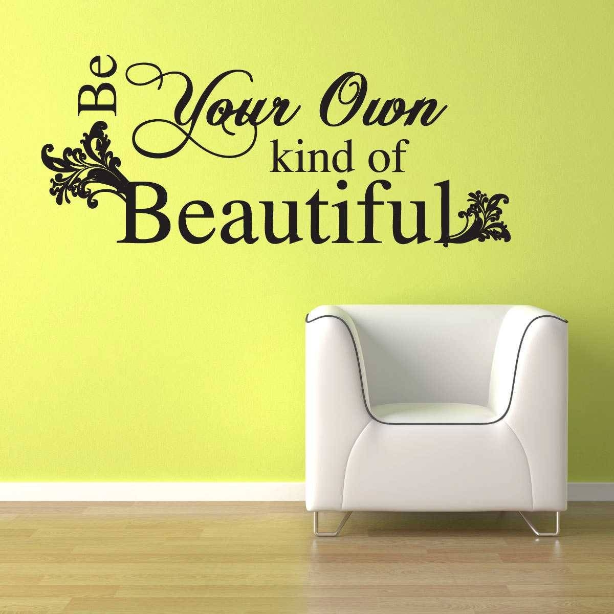 20+ Ways To Tween Wall Decals With Regard To Newest Coco Chanel Wall Stickers (View 27 of 30)