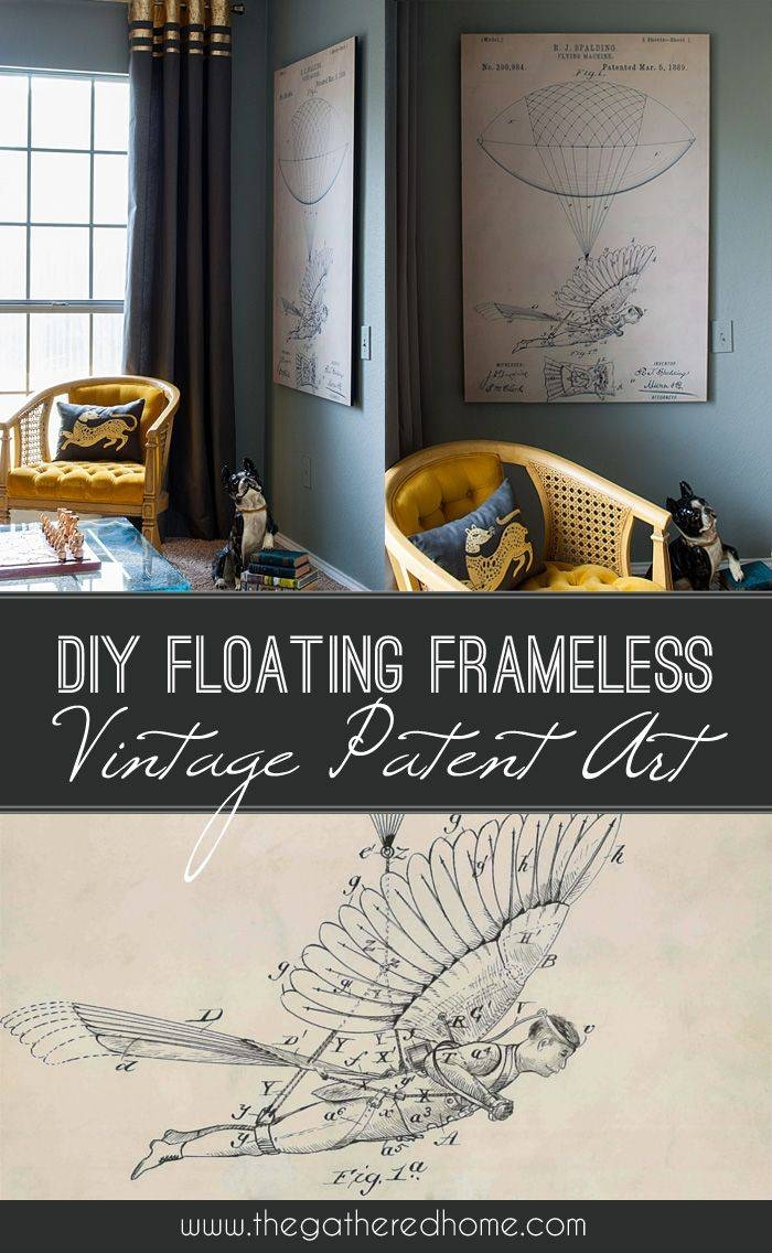 202 Best Big Wall Art Ideas Images On Pinterest | Art Ideas, Big With Most Up To Date Large Vintage Wall Art (View 7 of 20)