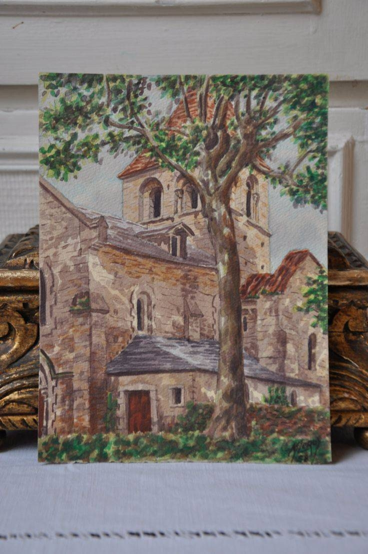 210 Best French Paintings Images On Pinterest | French Paintings Regarding Best And Newest Country French Wall Art (View 22 of 30)