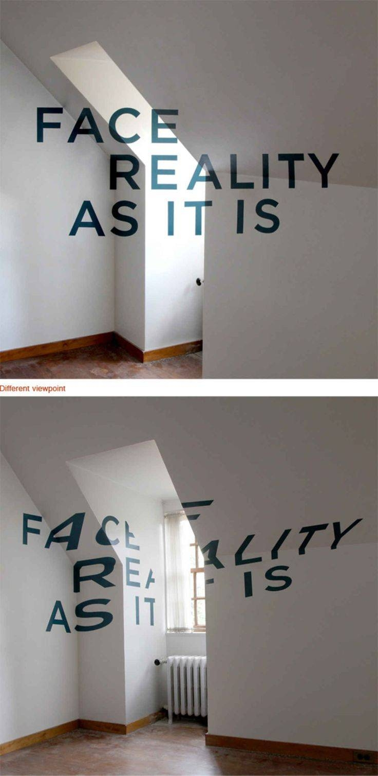 25+ Beautiful Awesome Optical Illusions Ideas On Pinterest In Most Current Illusion Wall Art (View 1 of 20)