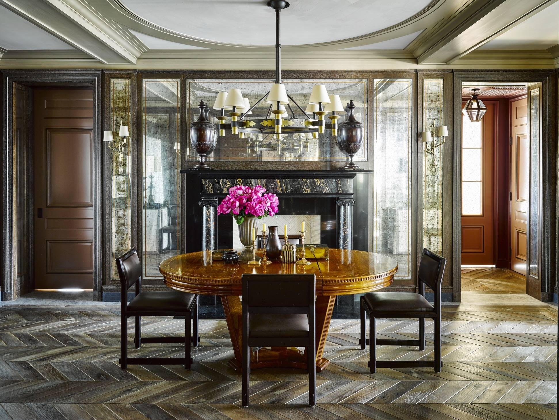 25 Modern Dining Room Decorating Ideas – Contemporary Dining Room Within 2017 Modern Wall Art For Dining Room (View 15 of 15)