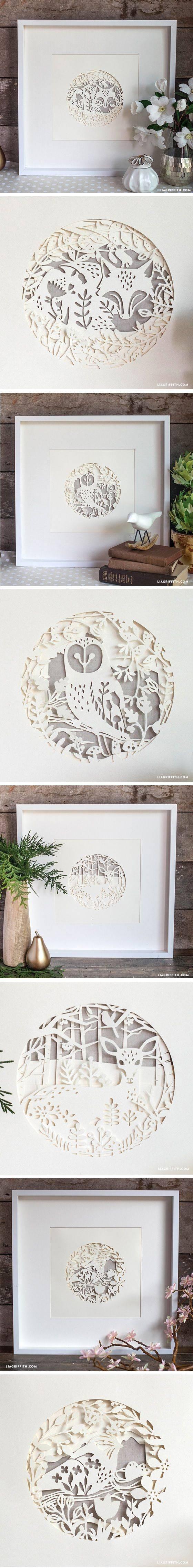 25+ Unique 3D Wall Art Ideas On Pinterest | Butterfly Wall, Diy Regarding Best And Newest Animals 3D Wall Art (View 2 of 20)