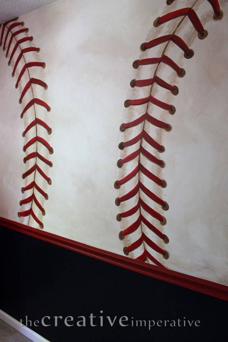 25+ Unique Baseball Wall Art Ideas On Pinterest | Baseball Wall With Regard To Most Up To Date Baseball 3D Wall Art (View 2 of 20)