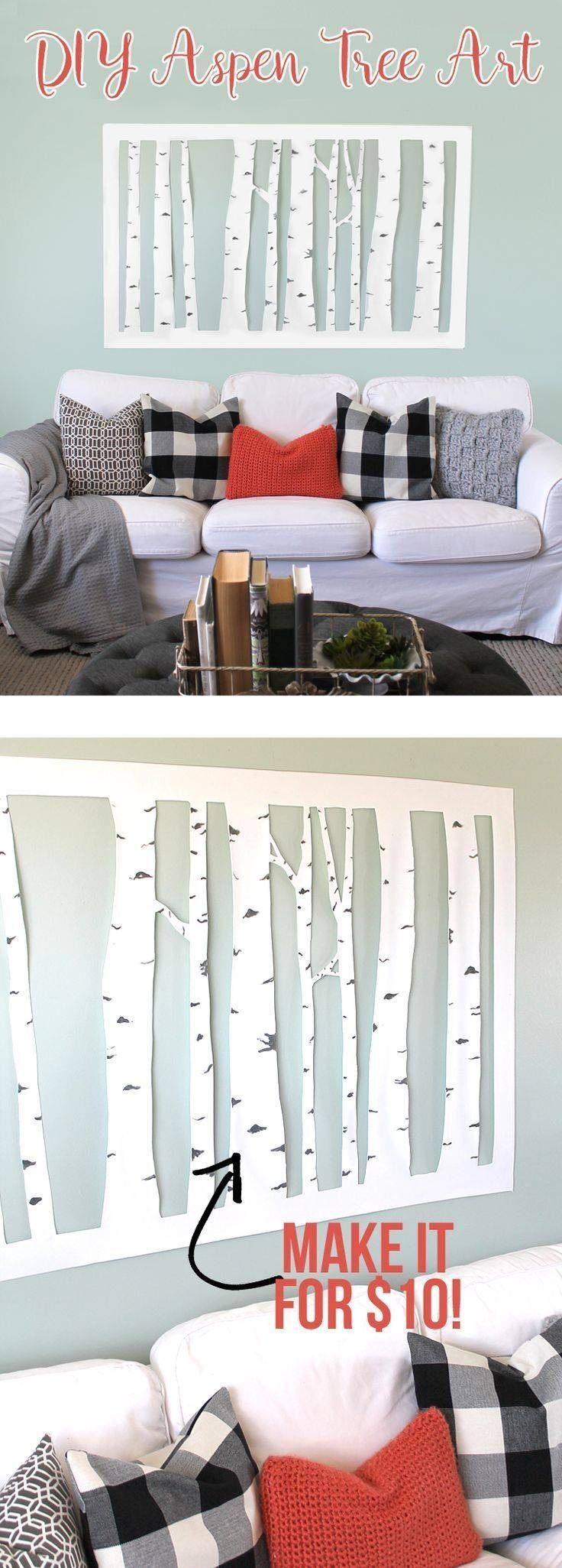 25+ Unique Cheap Wall Art Ideas On Pinterest | Easy Wall Art Throughout Recent Large Cheap Wall Art (View 5 of 15)