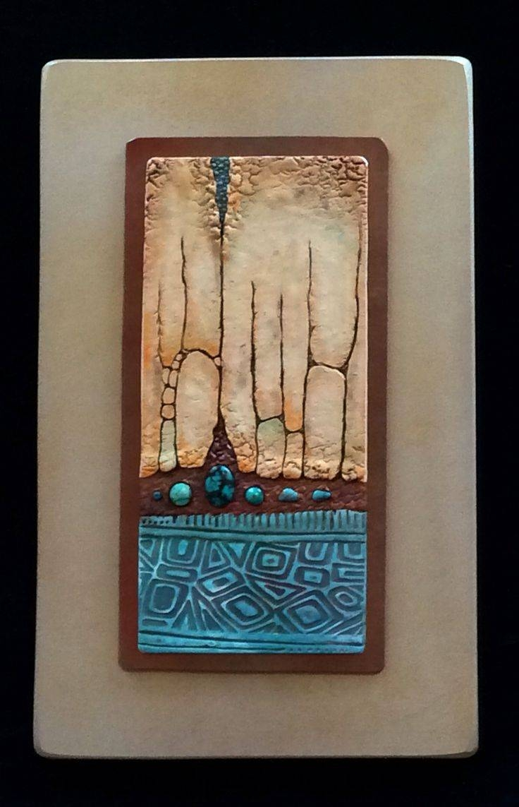 Featured Photo of Polymer Clay Wall Art