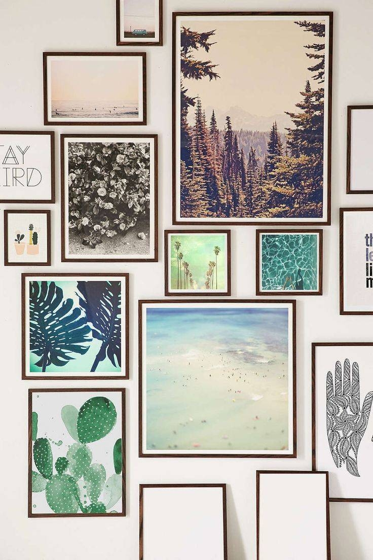 25+ Unique Cool Wall Art Ideas On Pinterest | Tassel, Art For Inside Most Popular Wall Art Frames (View 1 of 20)
