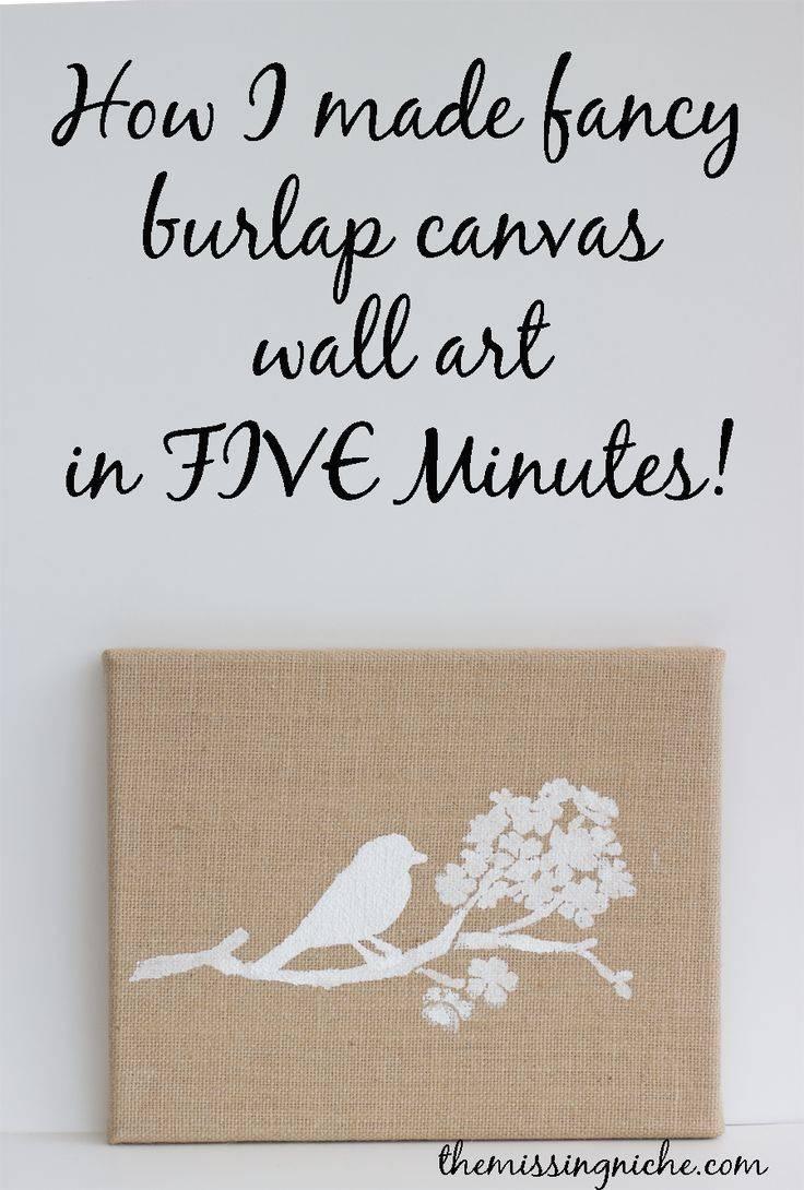 25+ Unique Diy Canvas Art Ideas On Pinterest | Diy Canvas, Canvas In Recent Diy Pinterest Canvas Art (View 5 of 25)