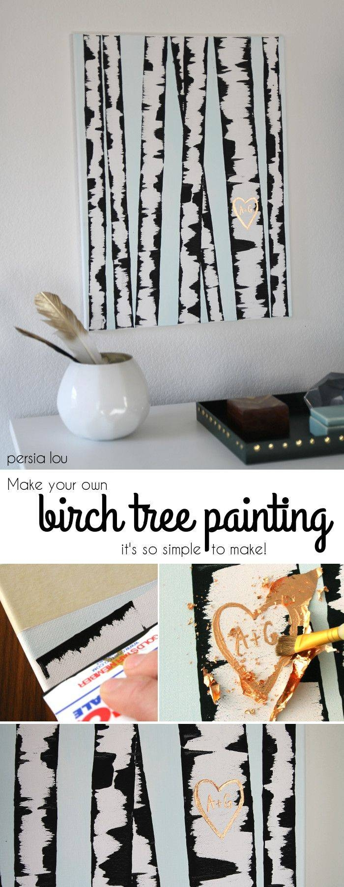 25+ Unique Diy Canvas Art Ideas On Pinterest | Diy Canvas, Canvas With Most Up To Date Diy Pinterest Canvas Art (View 7 of 25)