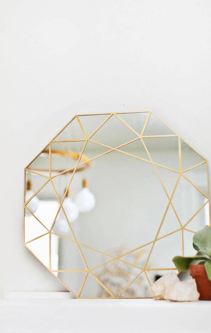 25+ Unique Diy Mirror Ideas On Pinterest | Spare Bedroom Ideas Inside Recent Diy Mirror Wall Art (View 13 of 20)