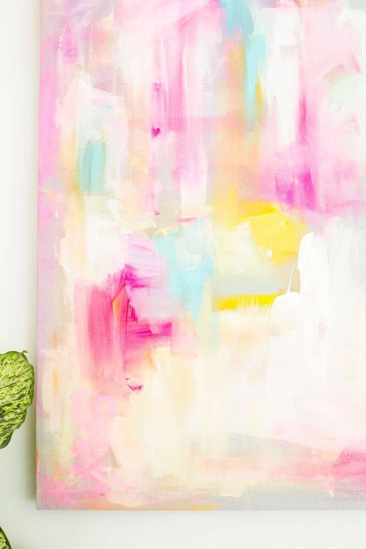 25+ Unique Homemade Canvas Art Ideas On Pinterest | Homemade Wall With Regard To 2017 Diy Pinterest Canvas Art (View 16 of 25)