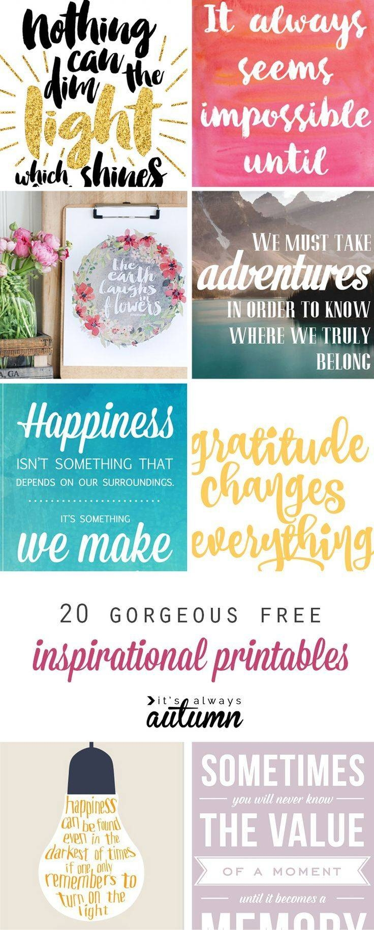 25+ Unique Inspirational Wall Art Ideas On Pinterest | Canvas Pertaining To Recent Inspirational Sayings Wall Art (View 1 of 30)
