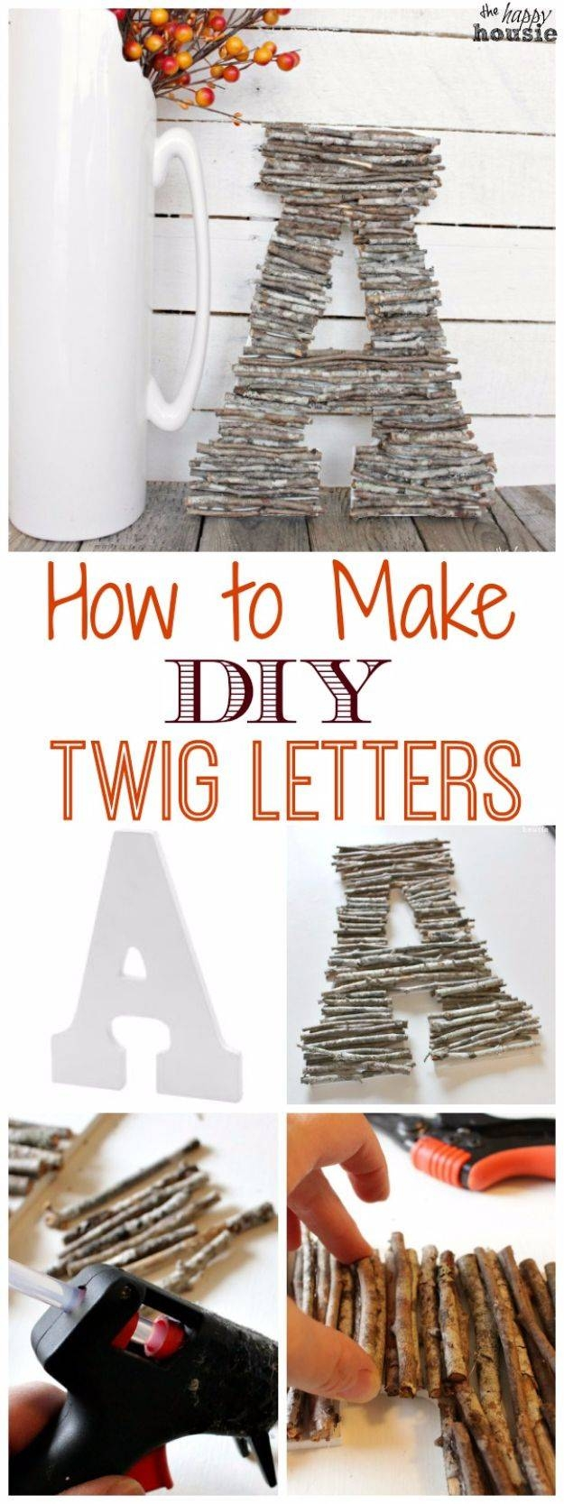 25+ Unique Letter Wall Art Ideas On Pinterest | Letters On Wall In Most Current Pinterest Wall Art Decor (View 7 of 25)