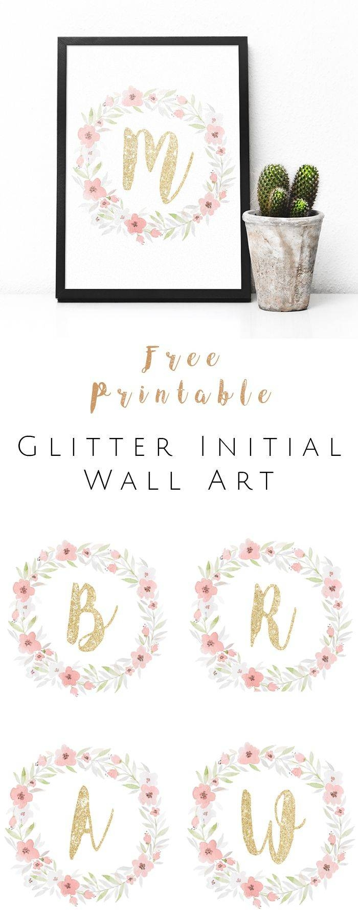 25+ Unique Monogram Wall Art Ideas On Pinterest | Monogram Wall For Most Recently Released Framed Monogram Wall Art (View 2 of 20)