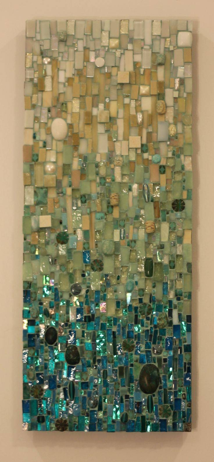 25+ Unique Mosaic Art Ideas On Pinterest | Cd Mosaic, Mirror Wall Throughout Most Popular Mosaic Wall Art Kits (View 1 of 20)