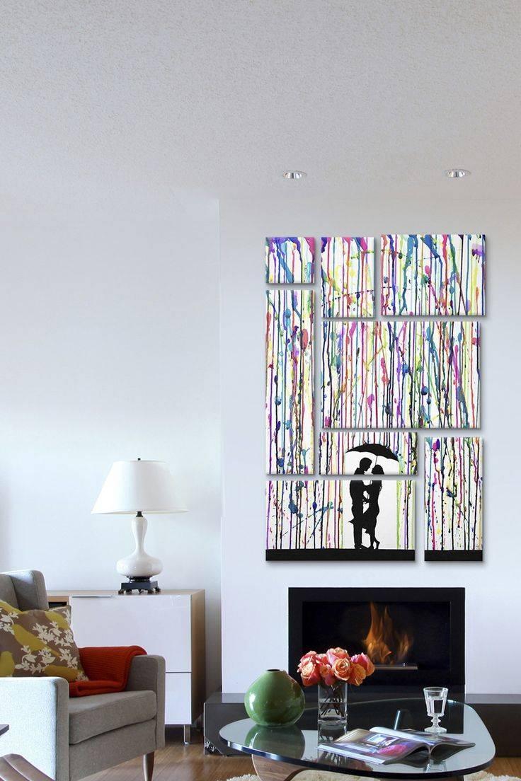25+ Unique Multiple Canvas Art Ideas On Pinterest | 3 Canvas Intended For Most Popular Multiple Canvas Wall Art (View 3 of 20)
