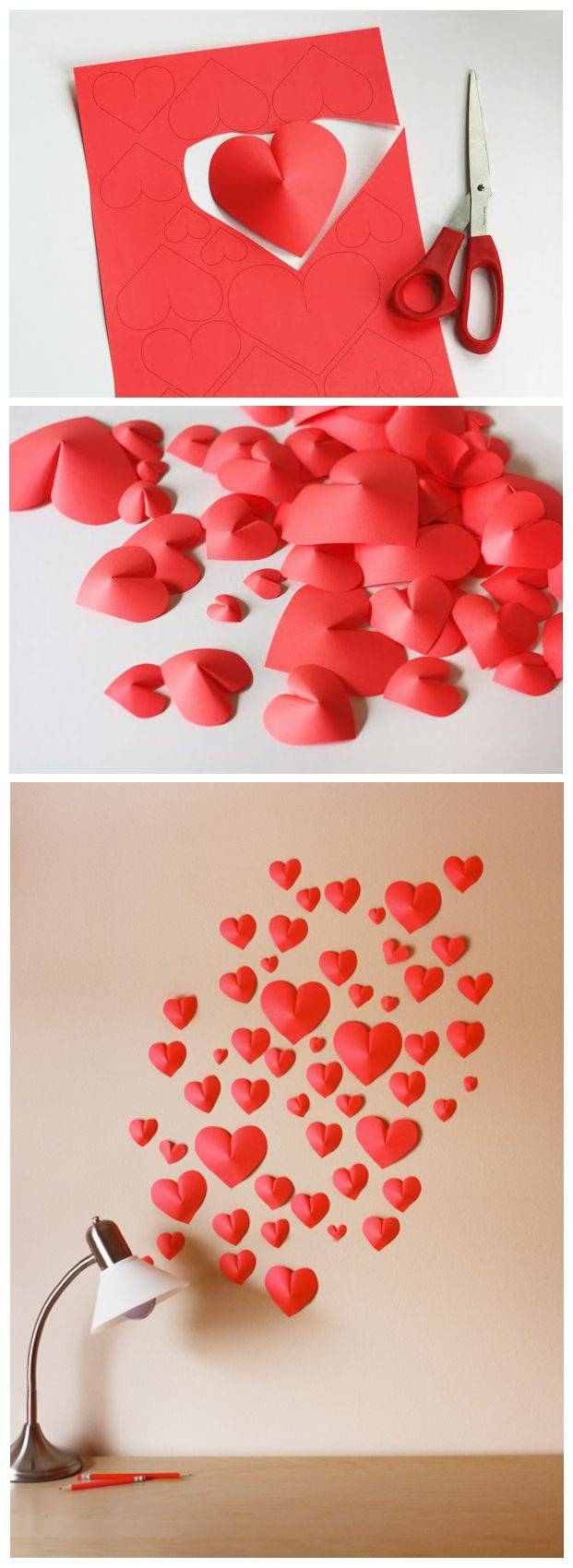 25+ Unique Origami Wall Art Ideas On Pinterest | Paper Wall Decor Intended For Recent Diy 3D Paper Wall Art (View 4 of 20)
