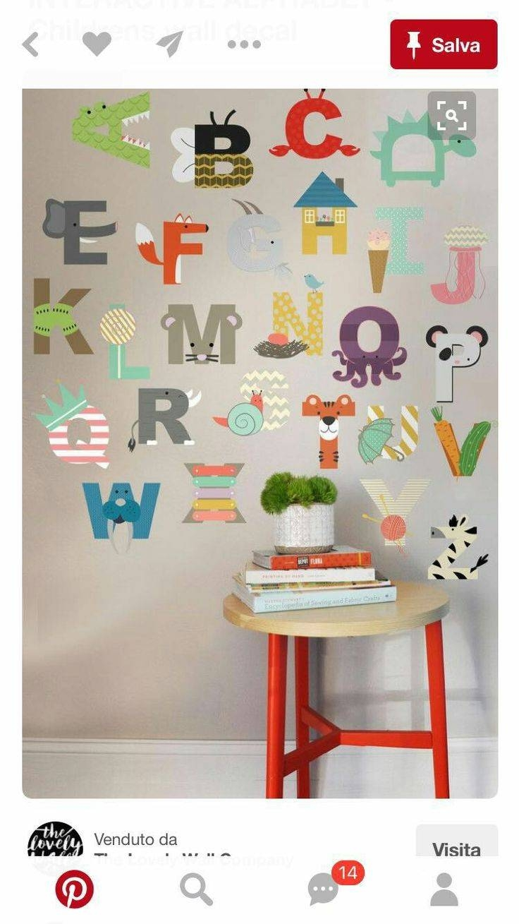 28 Best Pre School Classroom Decor Images On Pinterest With Recent Preschool Classroom Wall Decals (View 3 of 30)