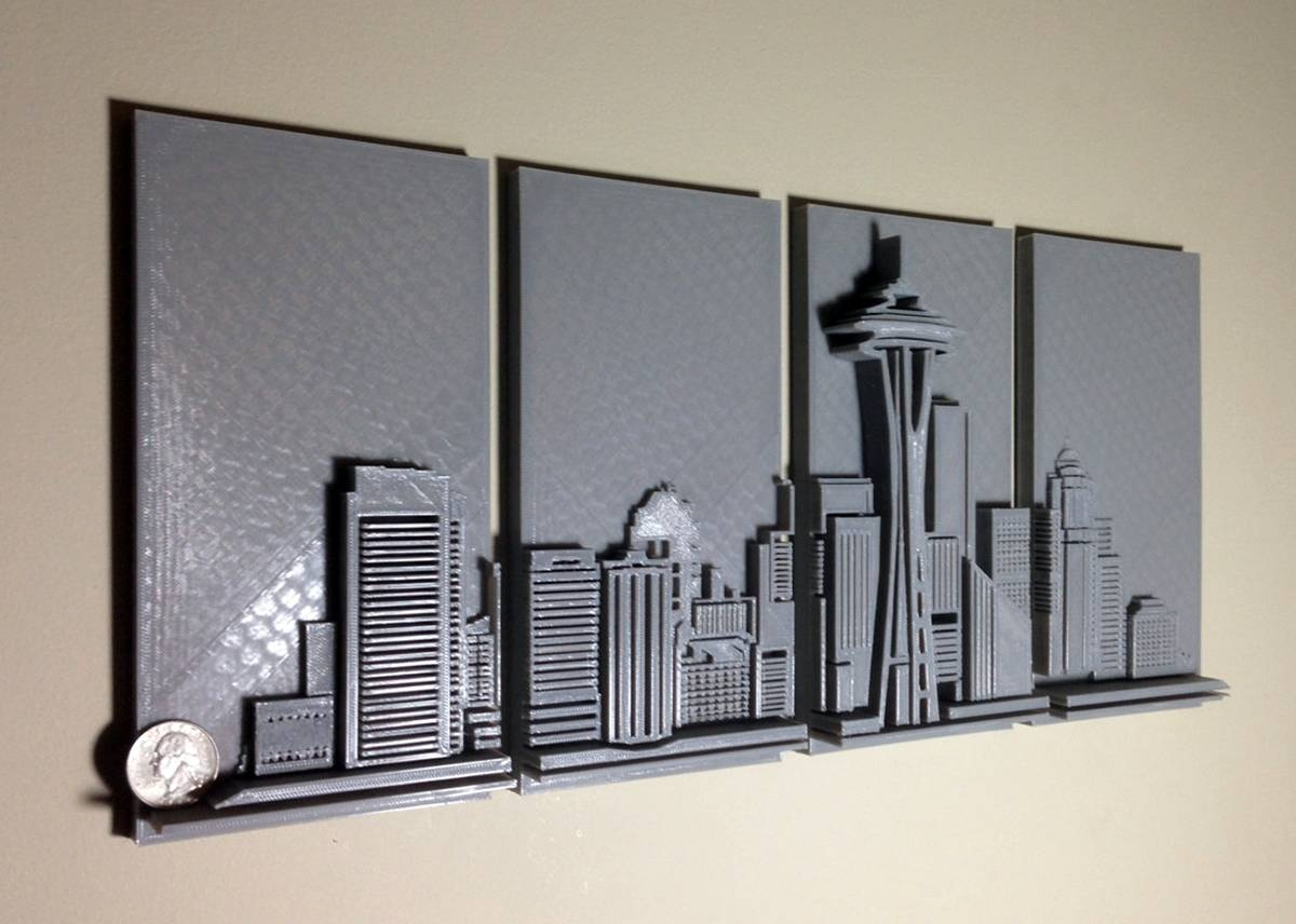 3 D Wall Art Superb As Metal Wall Art On Modern Wall Art With Regard To Most Current 3D Metal Wall Art (Gallery 3 of 20)
