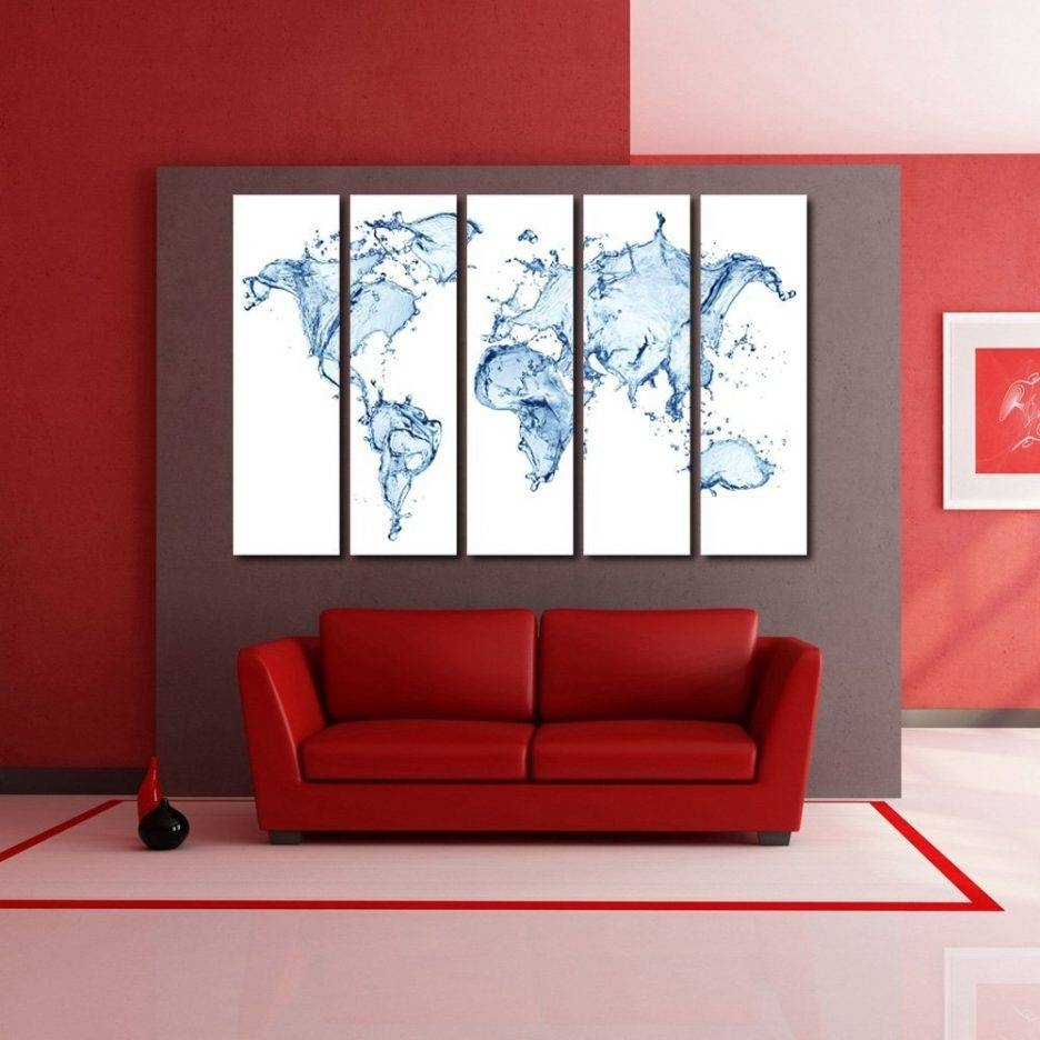 3 Piece Canvas Art Amazon (View 3 of 20)