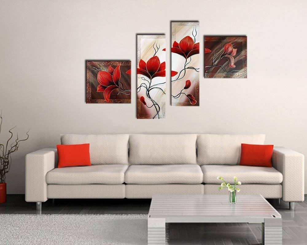 3 Piece Canvas Art Oversized Wall Art Cheap Framed Wall Art Wall Inside Most Up To Date Cheap Oversized Wall Art (View 12 of 20)