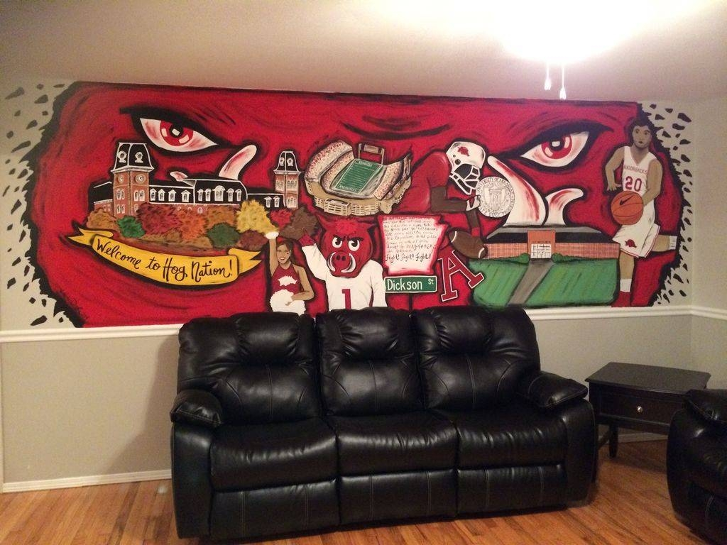 3 Razorback Weekends Still Available! Book – Vrbo Inside Most Recently Released Razorback Wall Art (View 3 of 25)