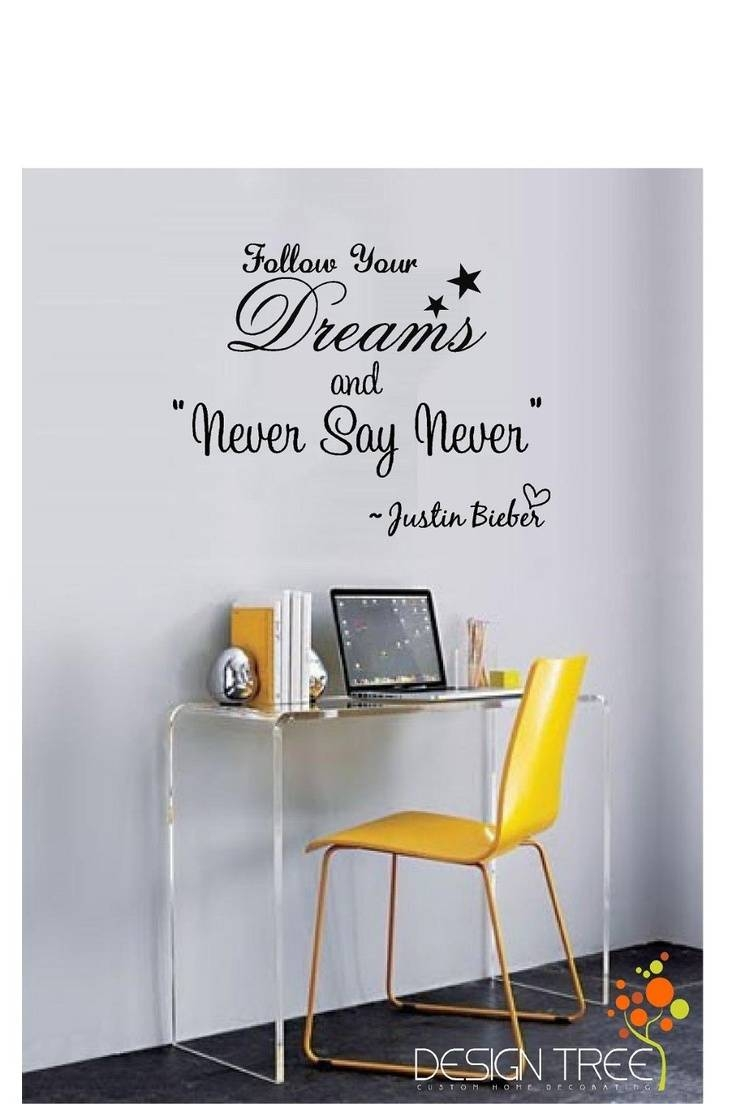 32 Best Celeb Quotes Images On Pinterest | Justin Bieber Quotes Regarding Newest Justin Bieber Wall Art (View 10 of 20)