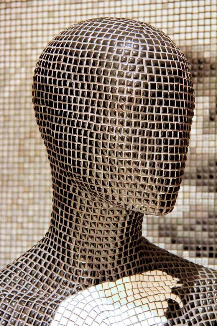 32 Best Exclusive Decorative Mosaic Art Mannequins Images On Throughout Current Mannequin Wall Art (View 7 of 20)