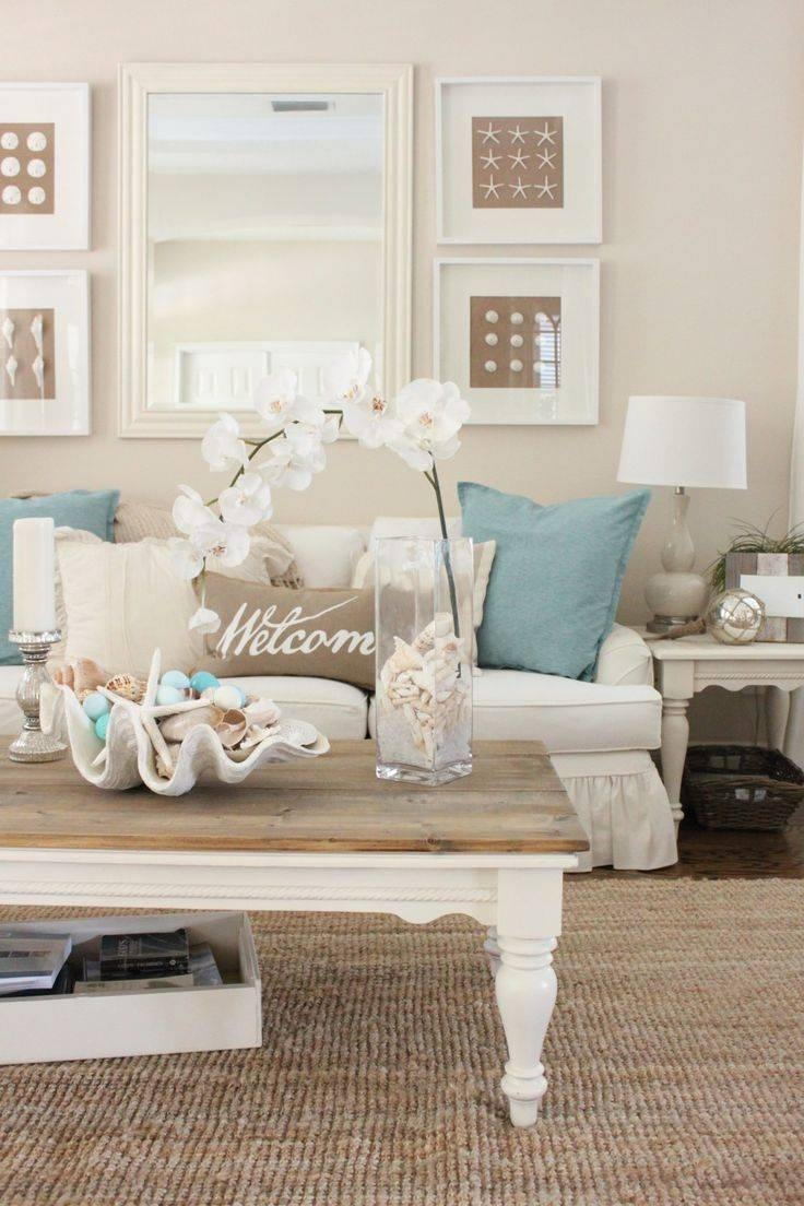 3468 Best Coastal Living For Shore Decor Images On Pinterest With Most Recent Beach Cottage Wall Decors (View 1 of 25)
