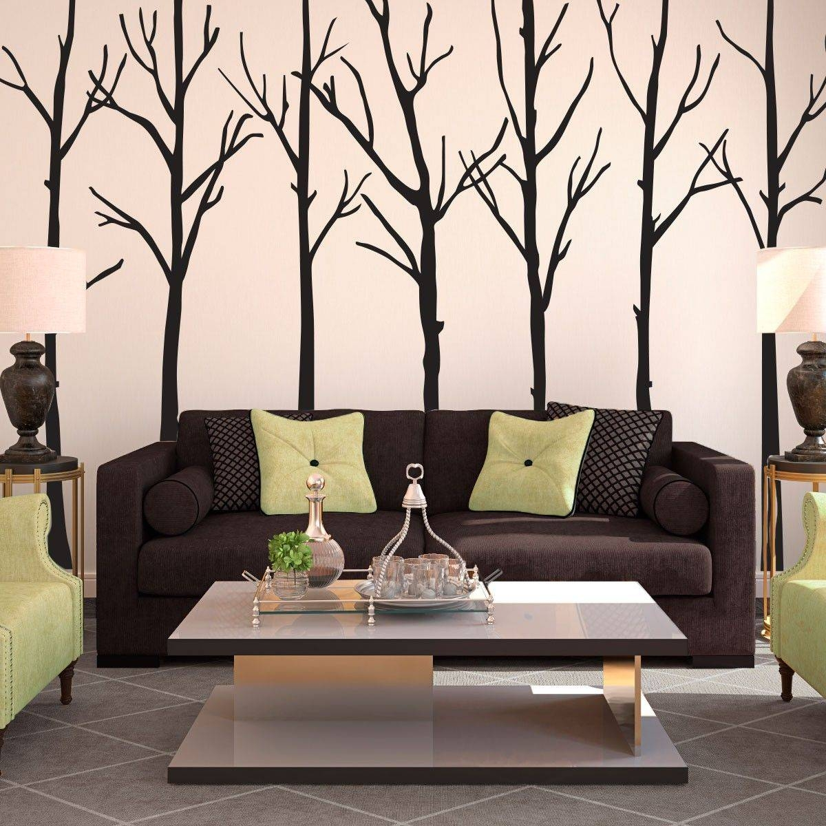20 the best wall art for living room. Black Bedroom Furniture Sets. Home Design Ideas