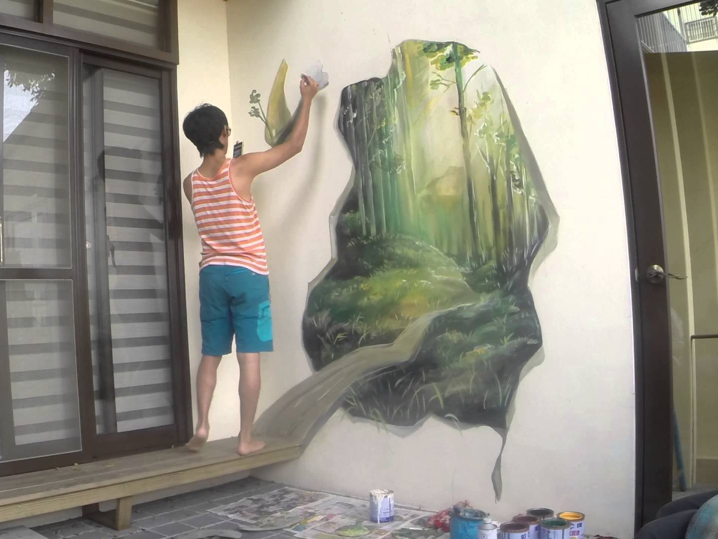 3d Artwork On Wall | Wallartideas Pertaining To 2018 3d Artwork On Wall (Gallery 1 of 20)