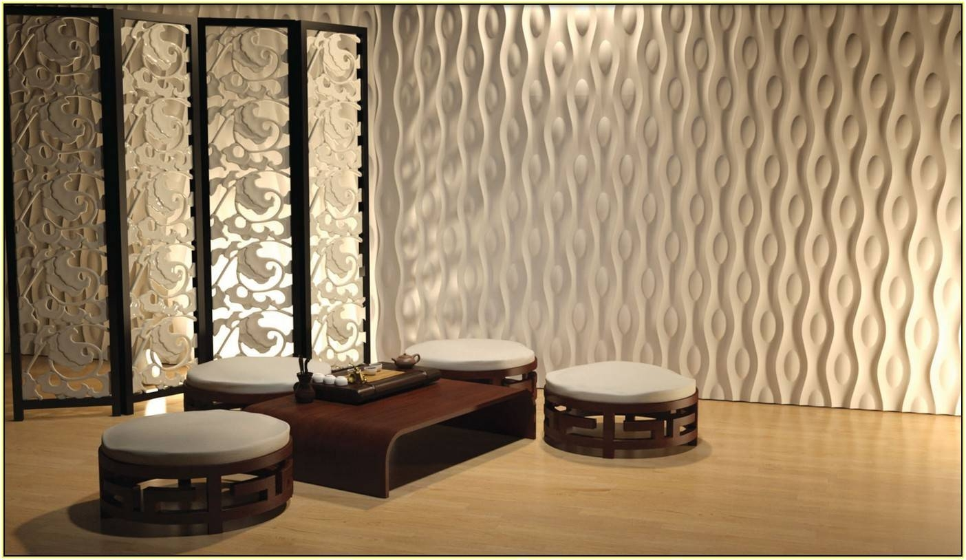 3D Decorative Wall Panels | Home Design Ideas Inside Best And Newest 3D Wall Covering Panels (Gallery 10 of 20)