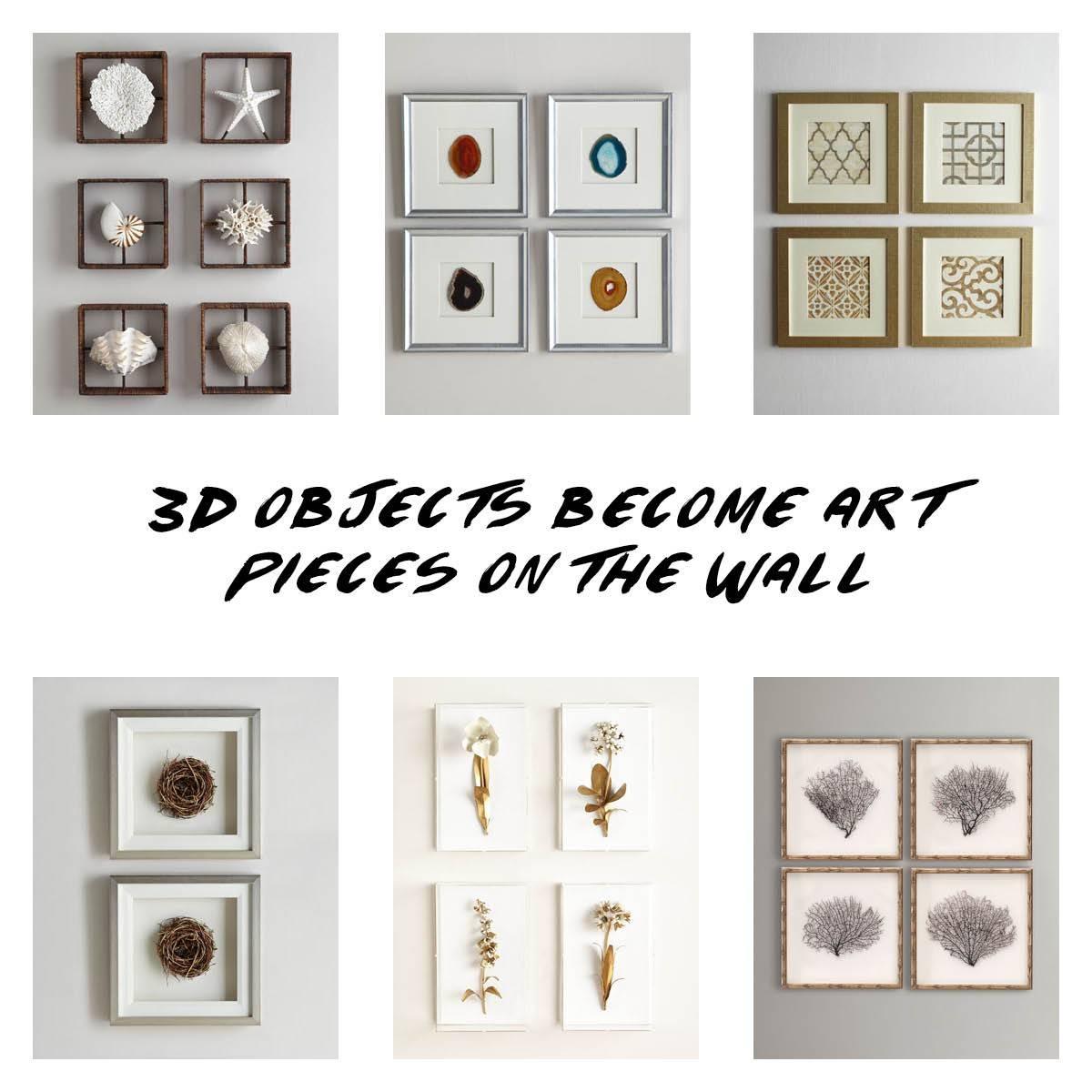 3d Framed Objects Become Art – An Explorer's Heart Within Recent Framed 3d Wall Art (View 3 of 20)