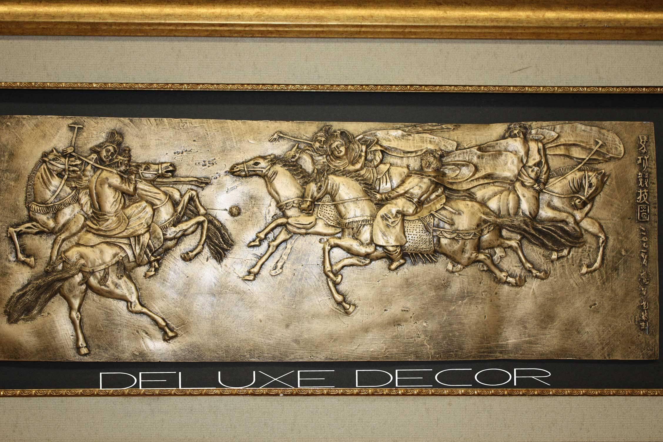 3D Horse Wall Art | Wallartideas with regard to Most Recent 3D Horse Wall Art