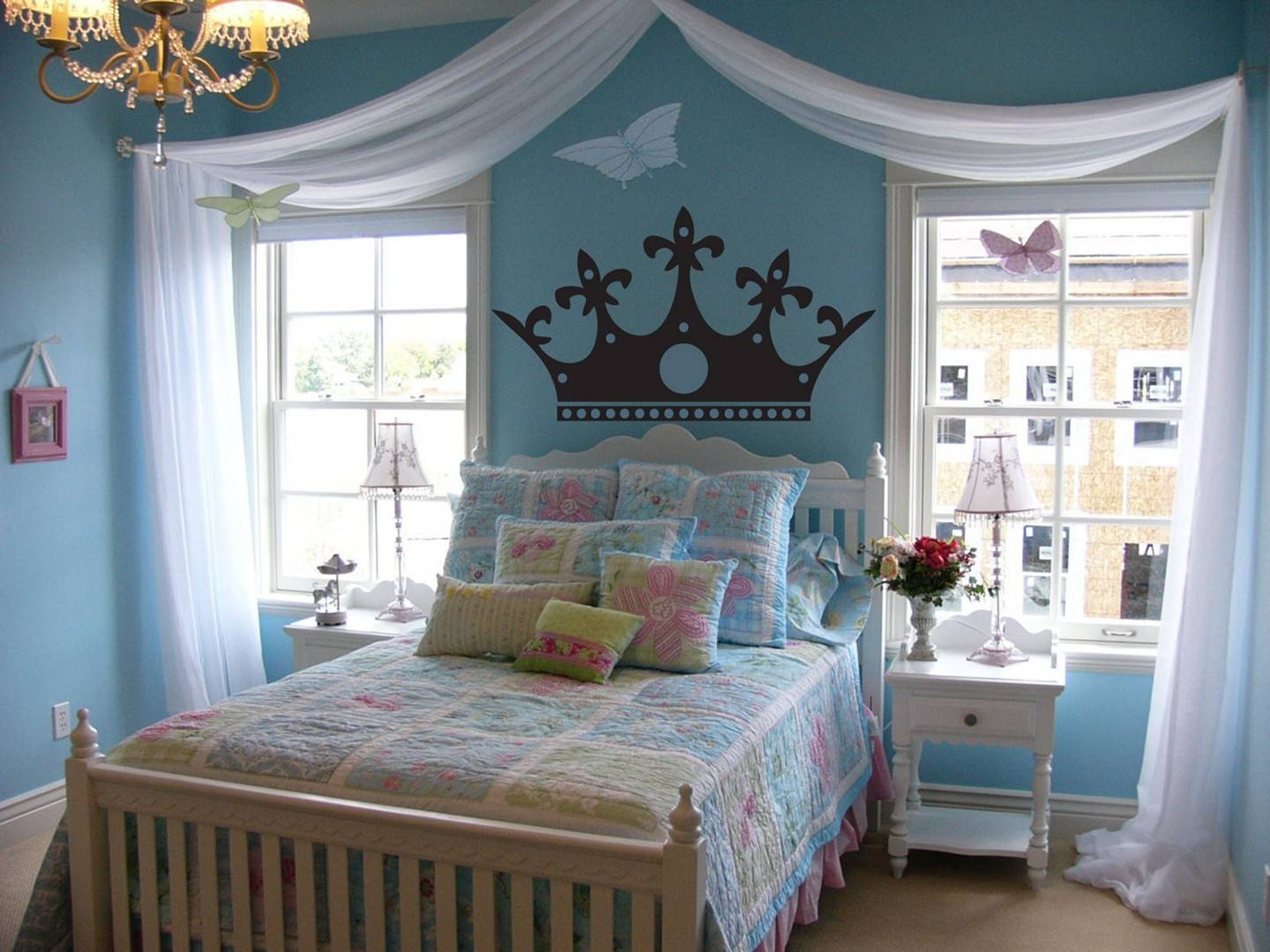 3D Princess Crown Wall Art Decor – Homestylediary Within Best And Newest 3D Princess Crown Wall Art Decor (View 1 of 20)