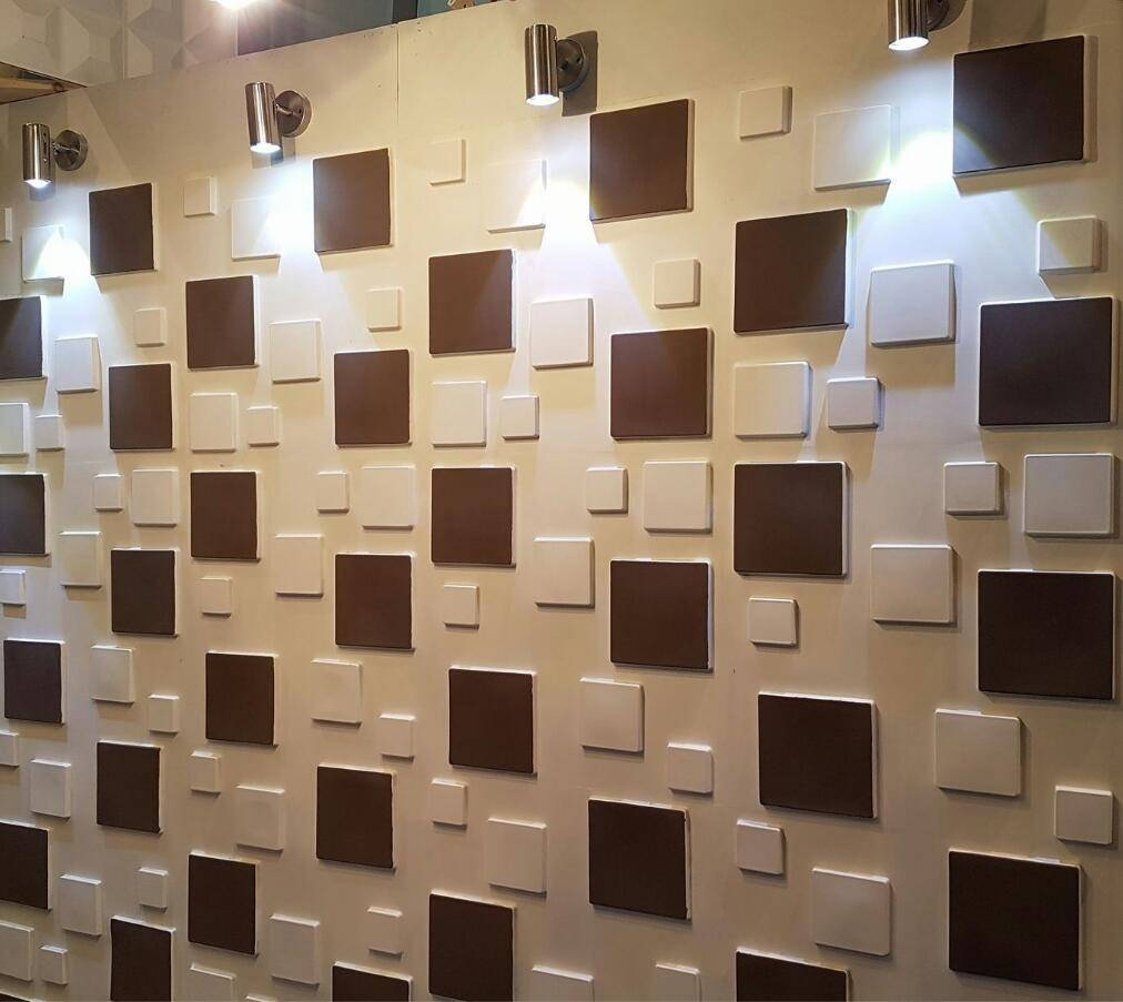 3D Pvc Wall Panel | Pvc Wall Panel | 3D Pvc Panel For Home Walls For Most Popular 3D Plastic Wall Panels (Gallery 16 of 20)