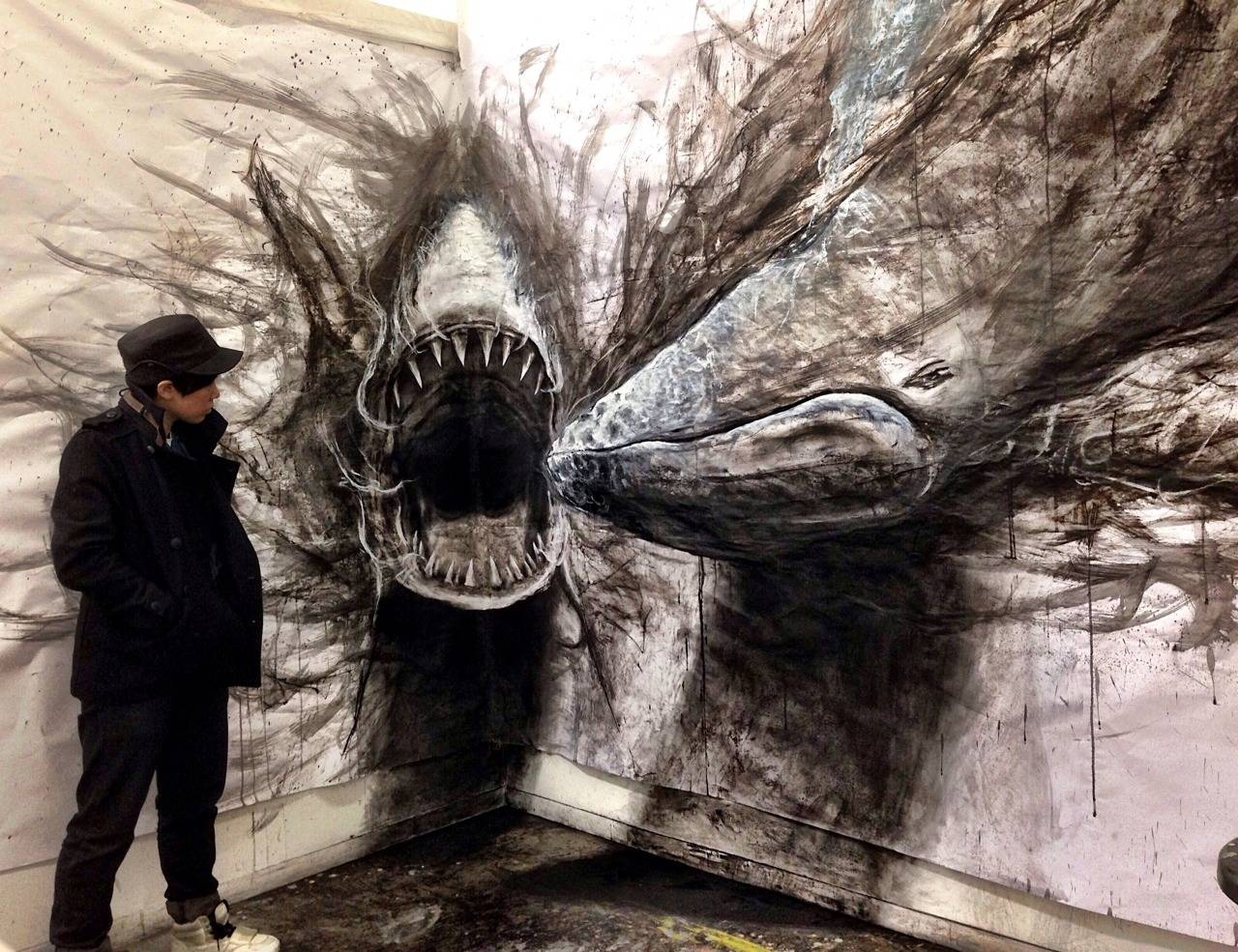 3d Wall Art Animals | Wallartideas With Regard To Current Vancouver 3d Wall Art (View 7 of 20)