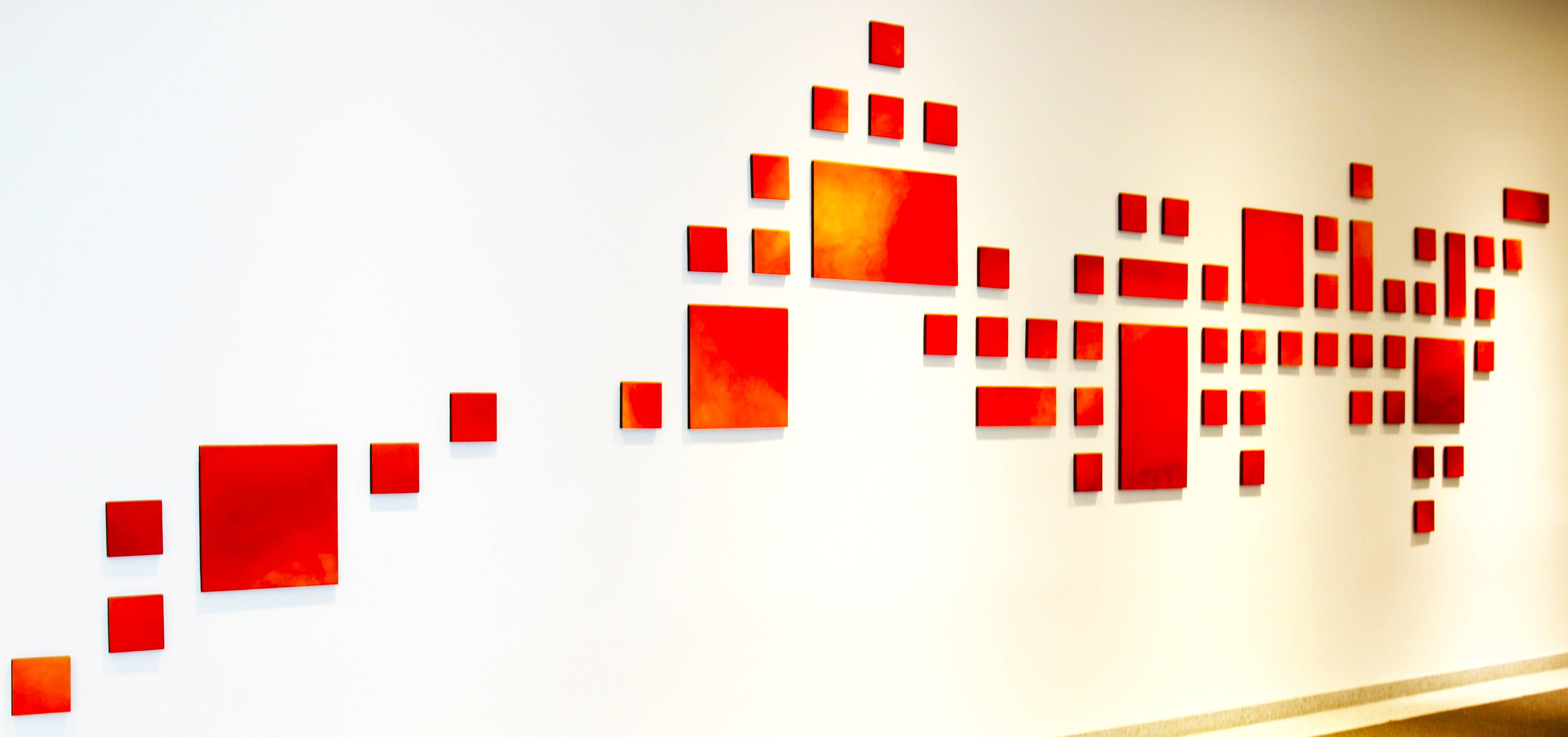 3d Wall Art Archives | Rosemary Pierce Modern Art Throughout Most Current Corporate Wall Art (Gallery 19 of 20)