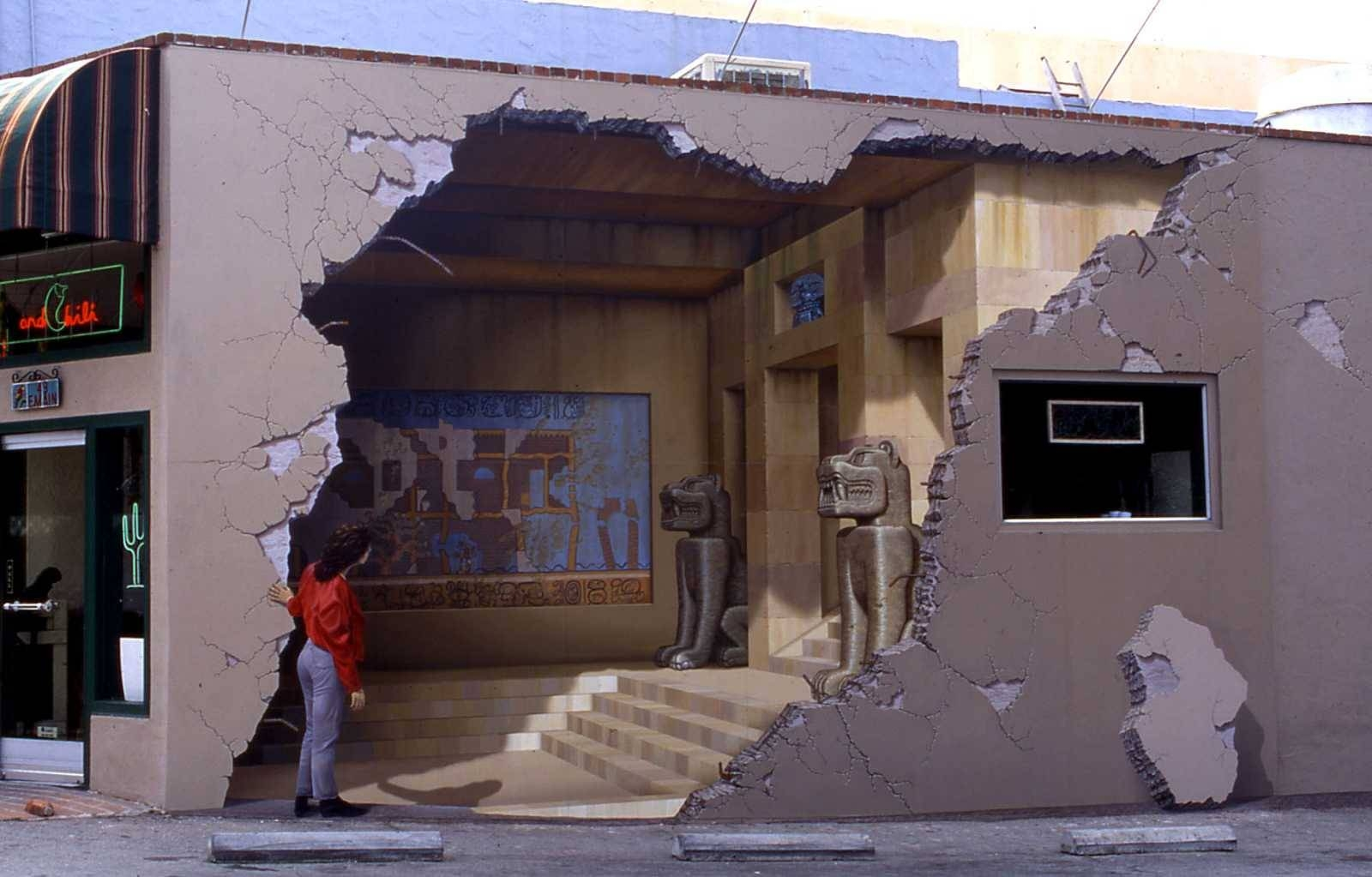 3d Wall Art At Home And Interior Design Ideas Within Newest 3d Wall Art Illusions (View 7 of 20)